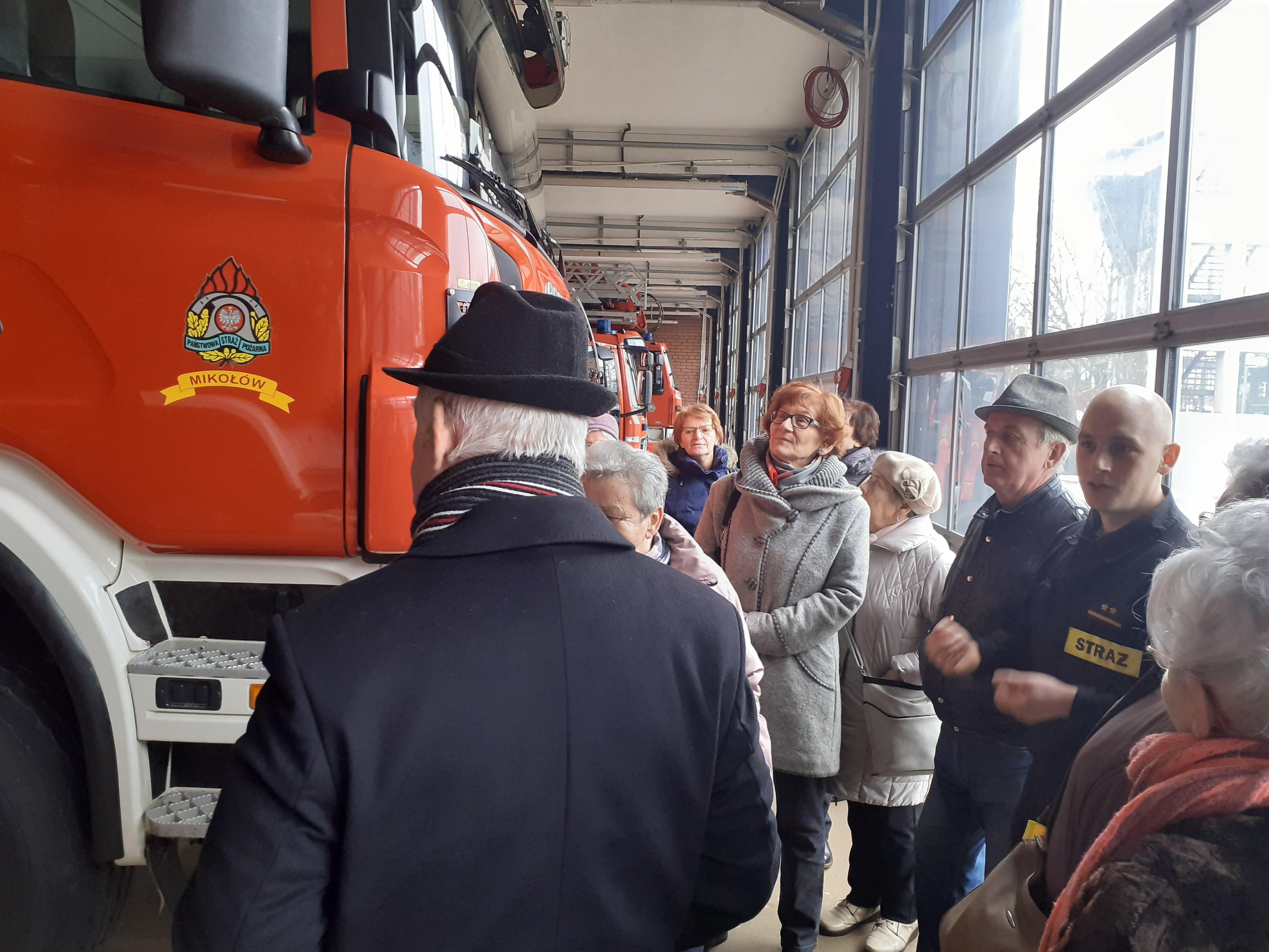 Wizyta w straży w Mikołowie.jpg