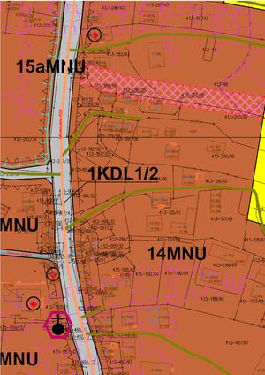 Mapa ul. Dąbrowszczaków Wyry.png